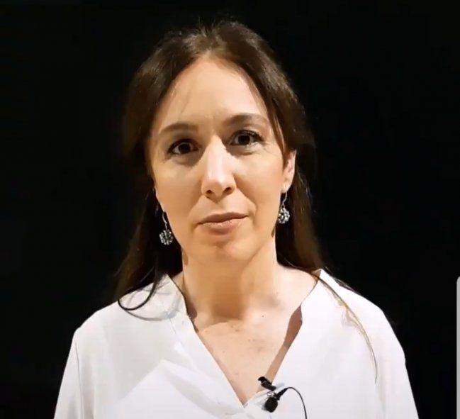 Una de las líderes de Juntos criticó la situación de crisis en el gobierno