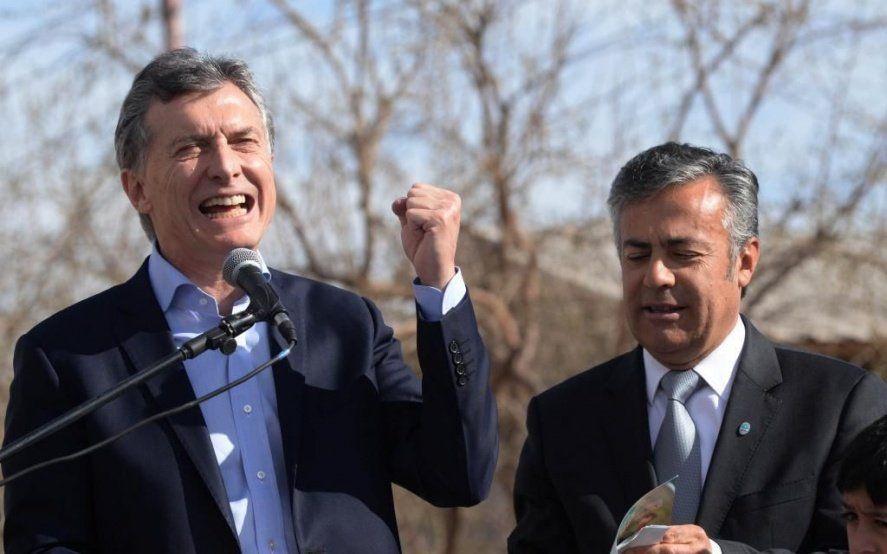 Todos contra Cristina, el desesperado pedido del gobernador de Mendoza a Macri