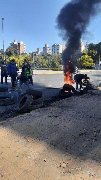 Cooperativistas en La Plata: continúa el conflicto