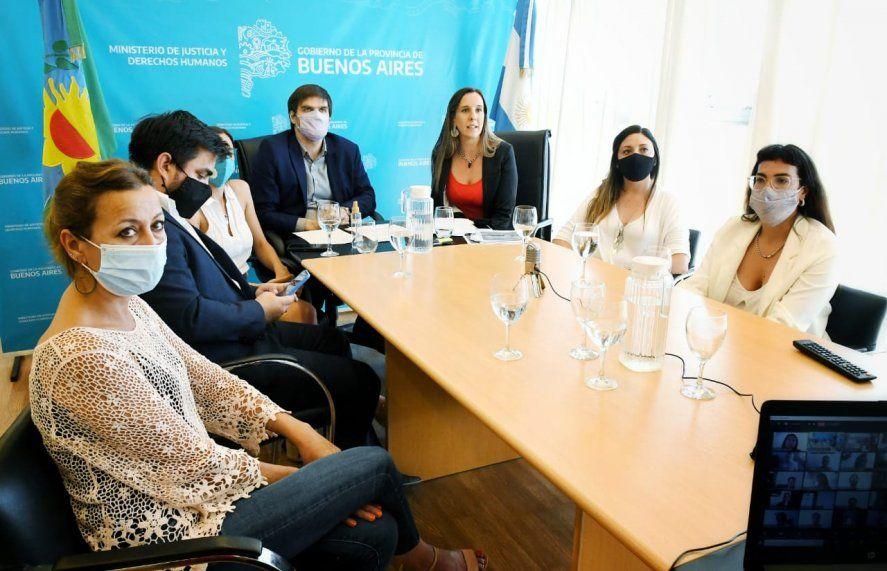 La provincia de Buenos Aires asistió 10.000 casos de derechos vulnerados