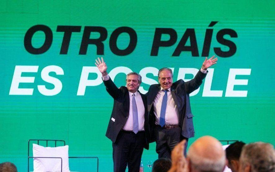 """Ante 2 mil empresarios pyme, Alberto Fernández aseguró: """"Vamos a levantarnos como lo hicimos en el 2003"""""""