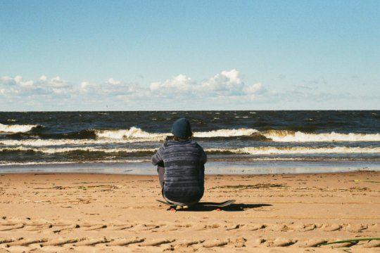 volver al mar: deportistas marplatenses piden que les permitan hacer actividad fisica en la costa y la playa
