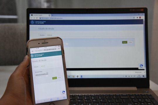 Los conductores pueden pagar de forma voluntaria las multas de tránsito por internet