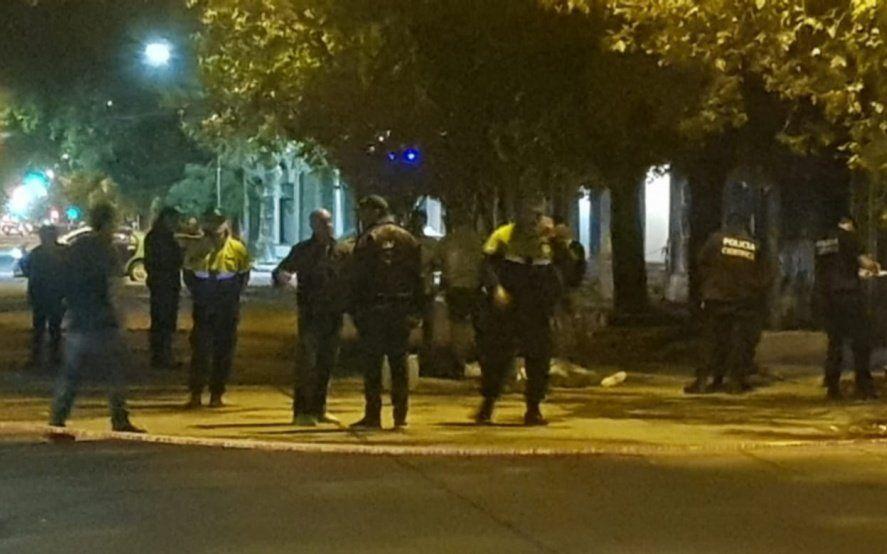 Mar del Plata: buscan por cielo y tierra a dos delincuentes que asesinaron a un hombre por una moto