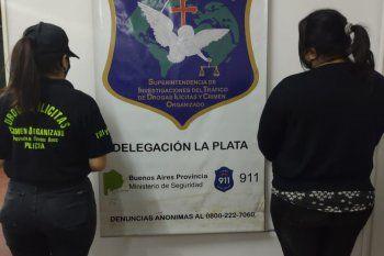 La detenida la conocen como Paloma y cayó por una denuncia al 0800 222 7060