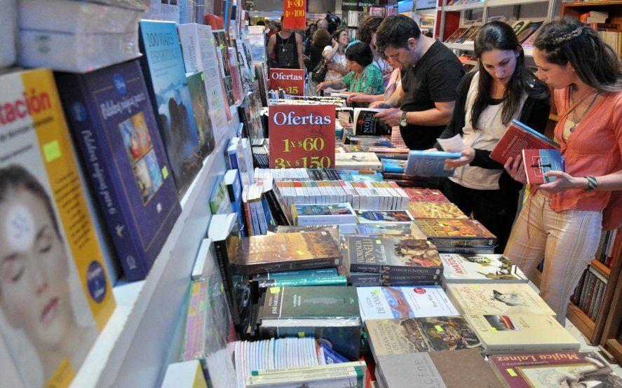 Dice presente: la editorial de la UNLP estará en la tradicional Feria Internacional del Libro