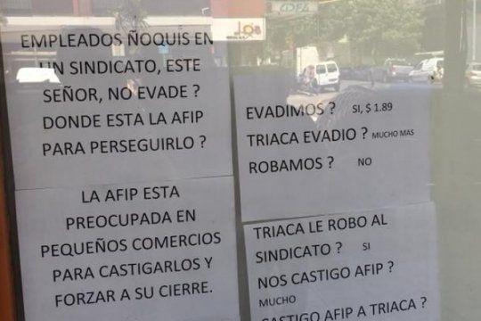 el inusual reclamo de una panaderia marplatense clausurada por no emitir una factura de 20 pesos