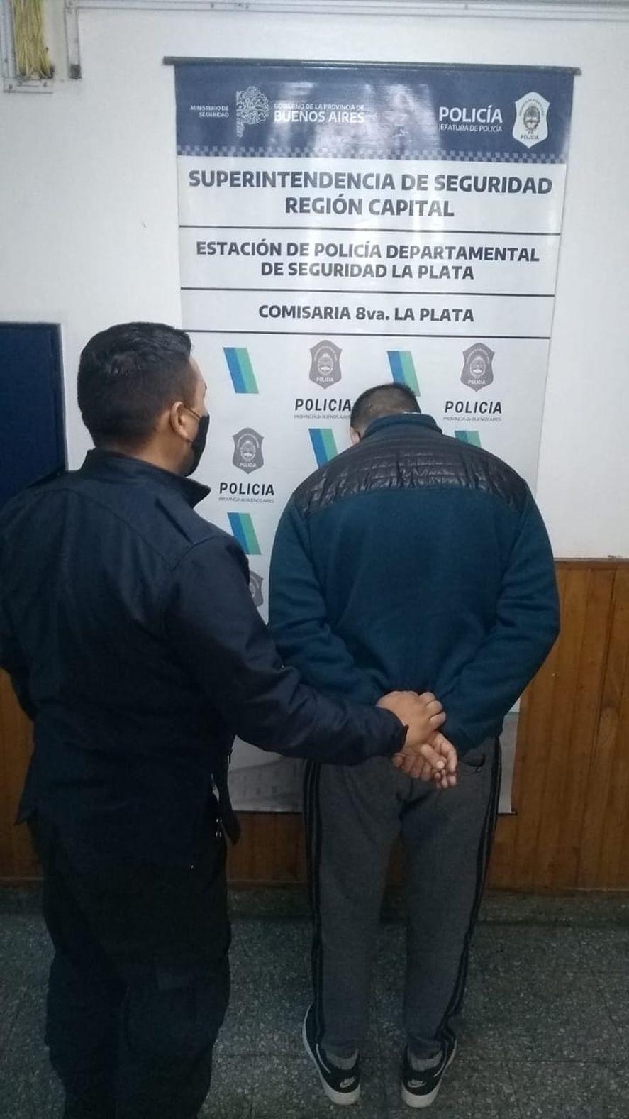 La Plata: se instaló en la casa de la madre a pesar de una prohibición de acercamiento