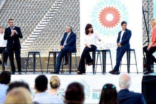 Alberto Fernández y Cristina Fernández de Kirchner presentarán a los candidatos del Frente de Todos desde EScobar