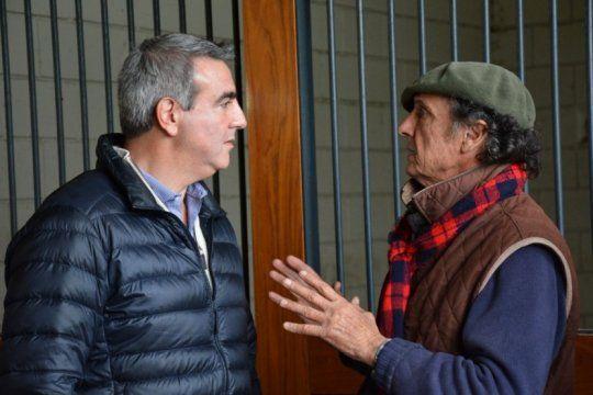 duranona desafia a un debate publico a dos ministros de vidal por las obras del rio areco
