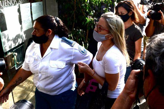 Píparo podría ser imputada por falso testimonio   Foto: N.Braicovich