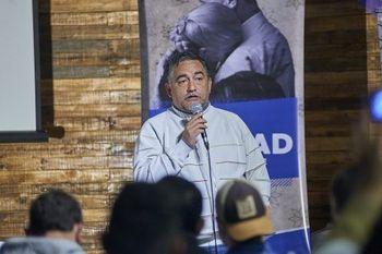 Adrián Grana explotó contra Lucas Ghi: El municipio de Morón estuvo ausente