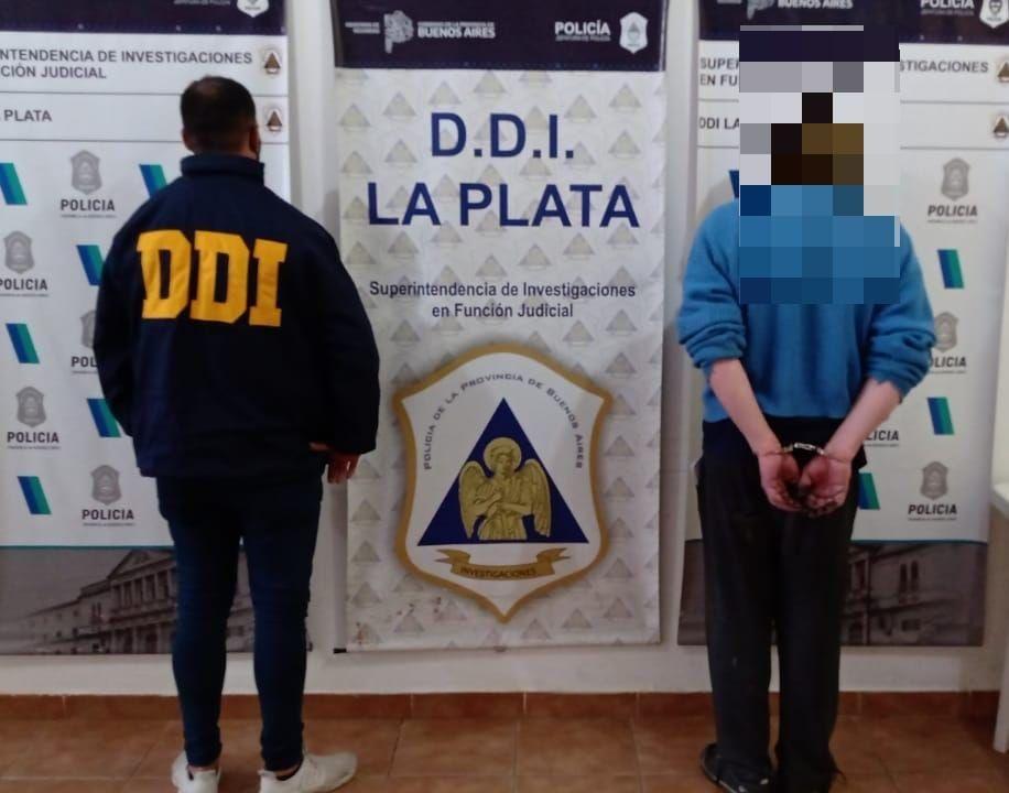El hombre detenido en el barrio San Carlos de La Plata por abuso sexual