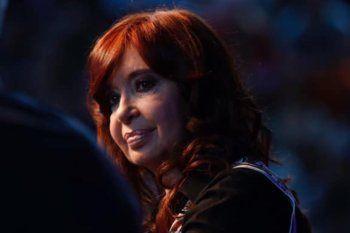 Cristina dijo que Bruglia y Bertuzzi no podían responder las preguntas que los Senadores y las Senadoras les iban a hacer.