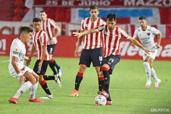 El último cruce entre Estudiantes y Colón, 2-0 para la visita en UNO.