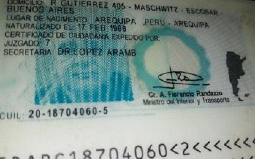 ANSES le sacó la pensión por viudez y denuncia xenofobia