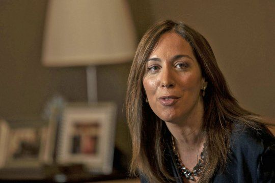 María Eugenia Vidal habló sobre sus deseos de volver a competir y marcó diferencias dentro del PRO