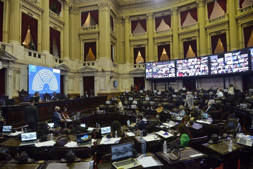 Diputados dio media sanción al proyecto del impuesto a la riqueza