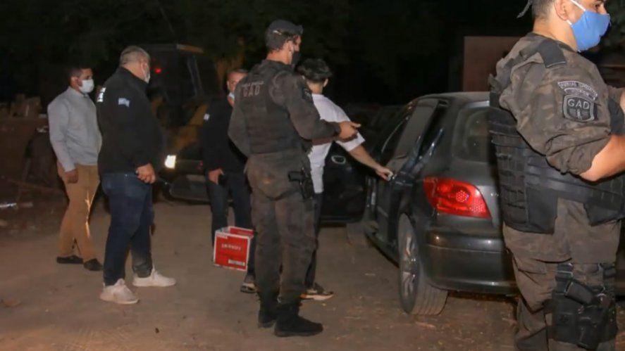 Moreno: Desarticulan 3 fiestas clandestinas con más de 1800 personas
