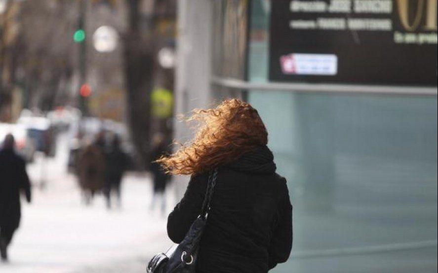 Alerta meteorológico en el sur bonaerense por vientos intensos con ráfagas