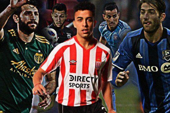 ¿cuanto ganan los jugadores argentinos que juegan en la liga de estados unidos?