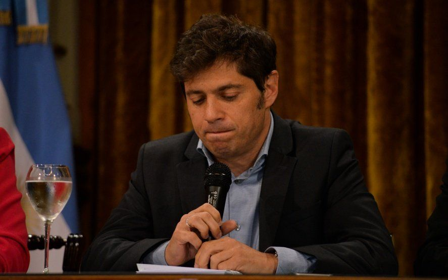 Kicillof extendió el plazo de negociación de la deuda bonaerense