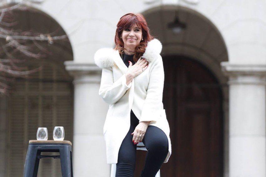 Cristina Fernández de Kirchner volvió a La Plata y participó de la inauguración del Hospital de Niños.