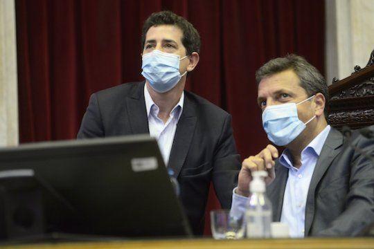 Elecciones: Massa encabeza el diálogo con de Pedro