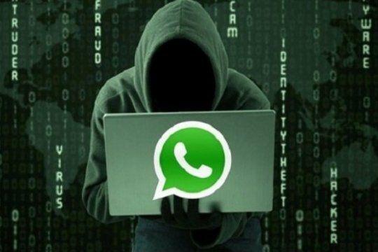 chau intrusos: como enterarte que alguien esta espiando tus conversaciones de whatsapp