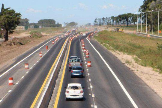 Mañana inaugurarán el tramo de autovía que une Junín y Chacabuco a través de la Ruta N°7.