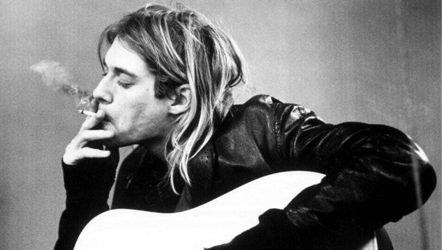Kurt Cobain se quitaba la vida un día como hoy, hace 27 años.