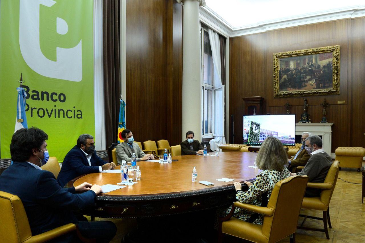 provincia art firmo un convenio con municipios bonaerenses
