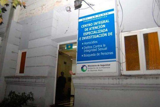 La mujer de 43 años radicó la denuncia en esta sede policial