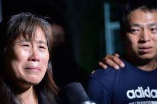 caso lucas lin: la familia de la victima preocupada por la falta de respuesta de la justicia