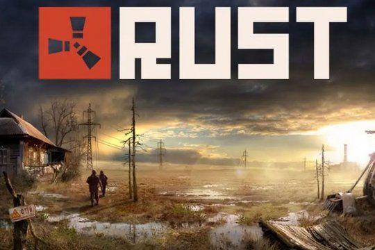 rust: el nuevo juego viral que es furor entre los jovenes