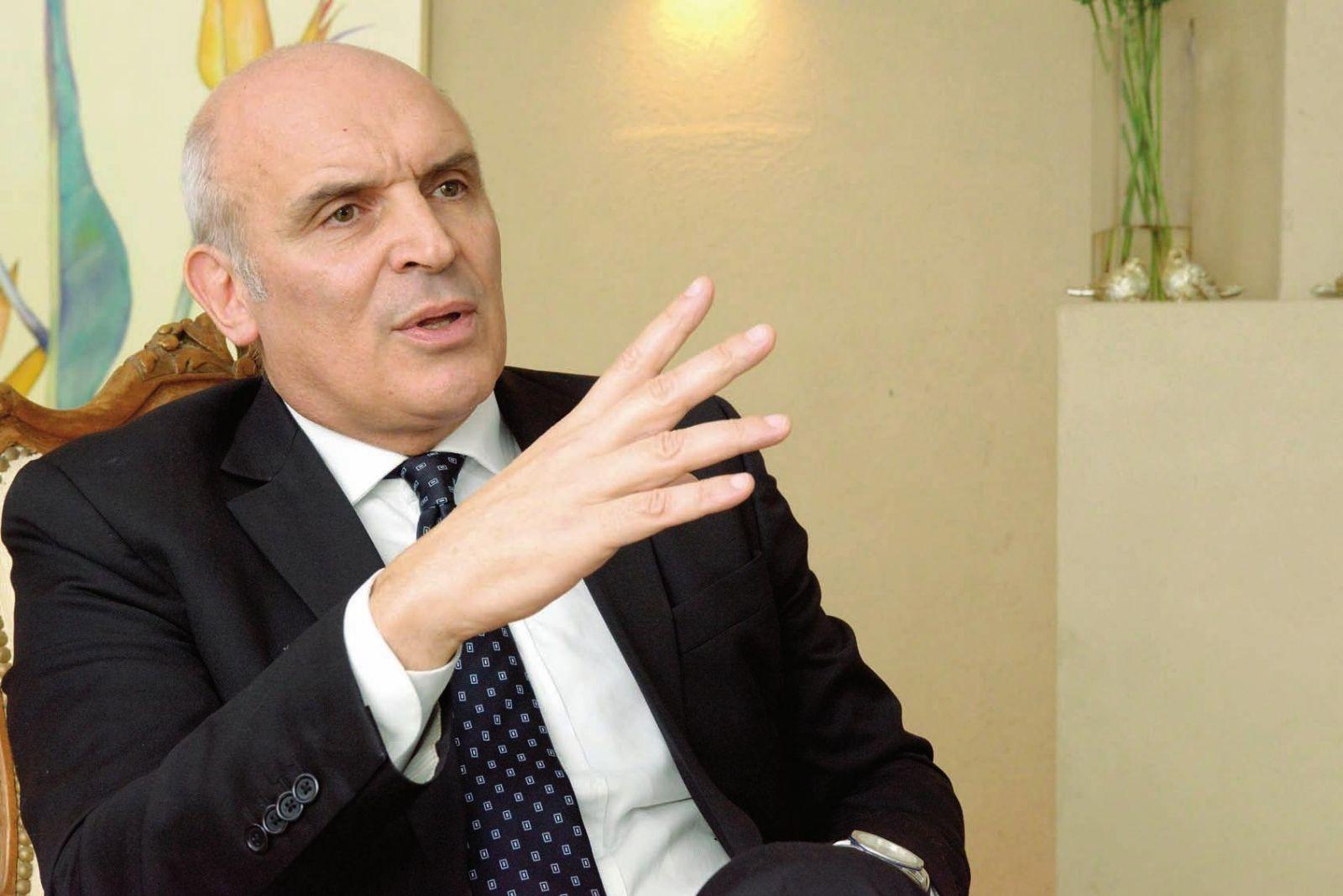 José Luis Espert también explicó su reacción ante los múltiples cortes de tránsito