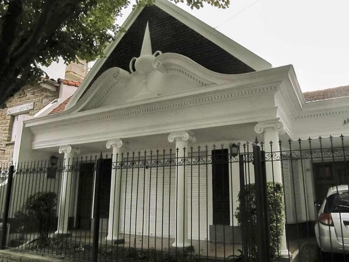 La nieta del arquitecto inició una junta de firmas para preservar la casa (Foto: Mondo Salamone)