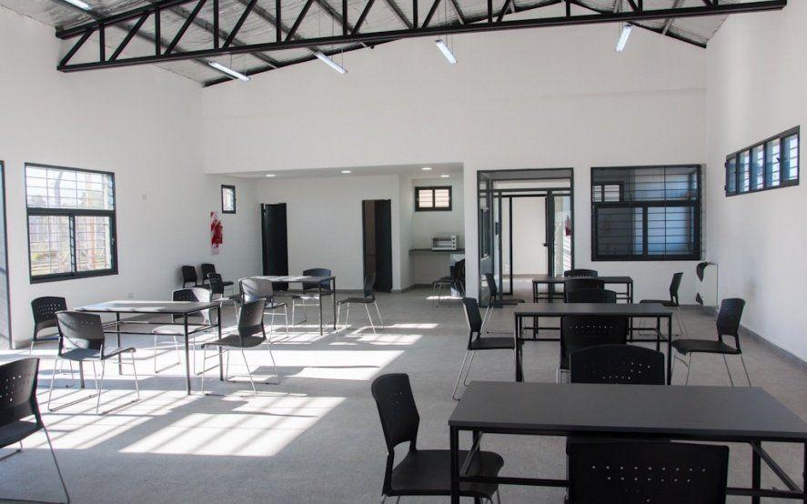 Amplían las plazas y construyen espacios tratamentales en uno de los penales de Lisandro Olmos