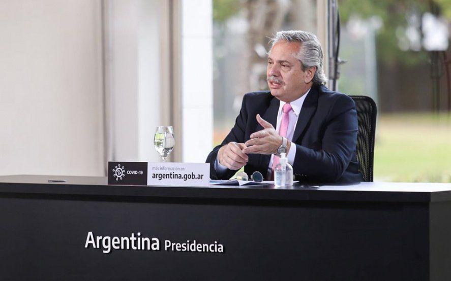 Alberto Fernández presenta el proyecto de reforma judicial