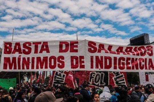piqueteros afirman que stanley los ?ningunea? y piden que ?de la cara?: preparan jornada nacional de protesta