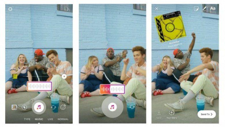 Instagram permite usar música en las Stories: entrá y enteráte cómo funciona