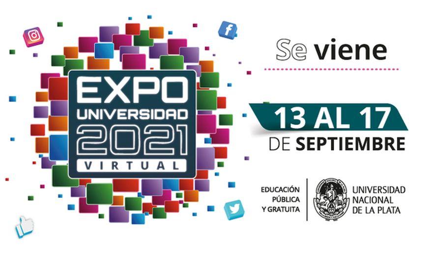La exposición de la UNLP mostrará la oferta académica de las distintas facultades