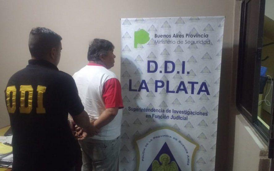 La Plata: cayó un hombre acusado por varios episodios de violencia de género