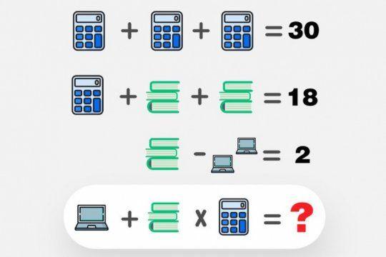 ¿lo resolviste? el problema matematico del ministro de educacion que causa polemica, chistes y memes