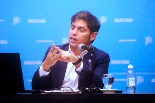 Axel Kicillof envió al Senado bonaerense los primeros 40 pliegos judiciales de su gestión.