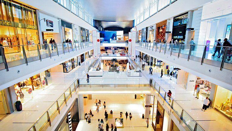 Las ventas en los shoppings cayeron en febrero