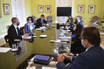 El gabinete de Alberto Fernández puso a disposición su renuncia, comenzando por Wado de Pedro.