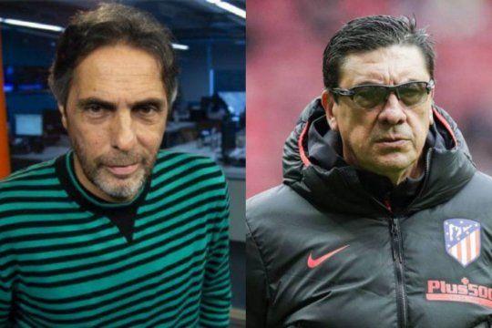 López mostró la hilacha, expuso el rol delos medios hegemónicos y también, las insólitas creencias de un sector del periodismo deportivo.