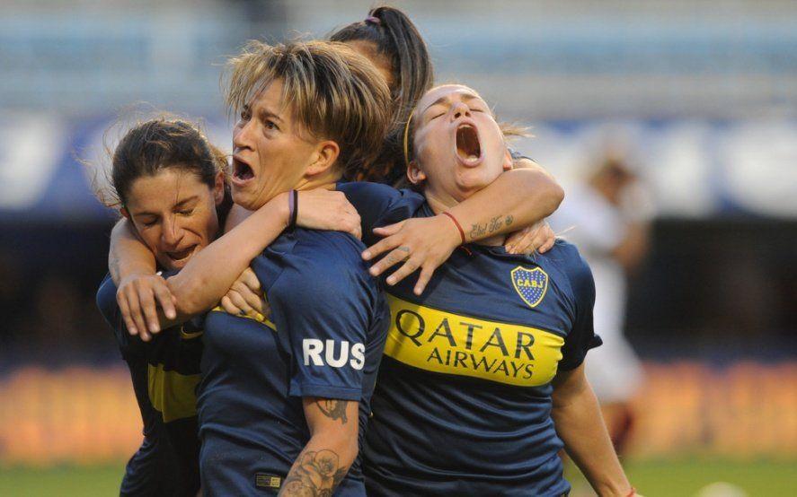 Oficial: El sábado se presentará la Liga Profesional de Fútbol Femenino
