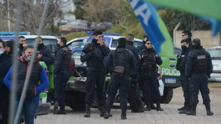 Malestar en la policía